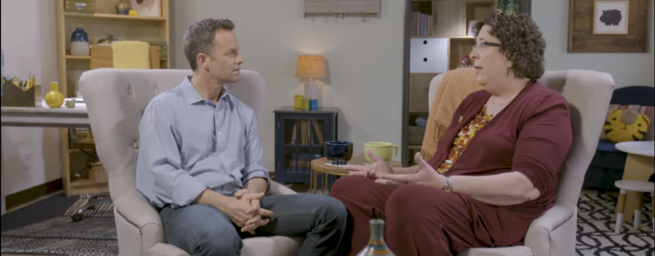 Kathy Koch Featured in Kirk Cameron's Latest Documentary