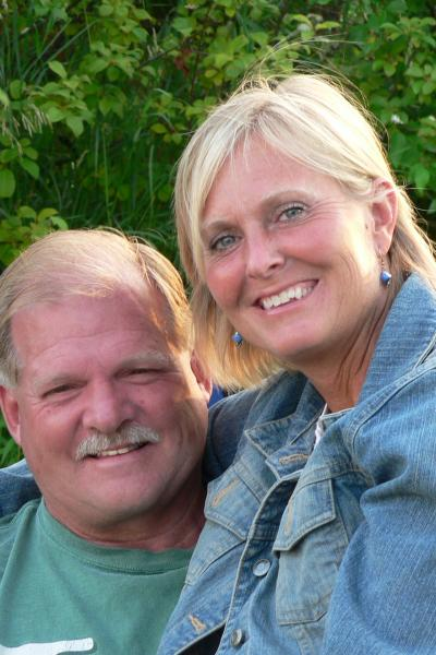 Newell and Colleen Cerak
